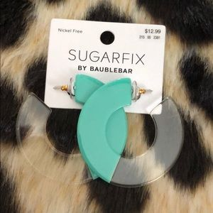 Sugar fix by Baublebar Hoops